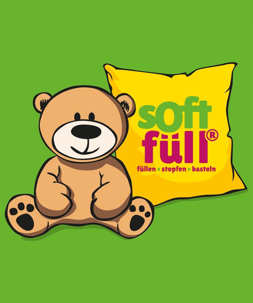 Logo von Softfüll Füllwatte